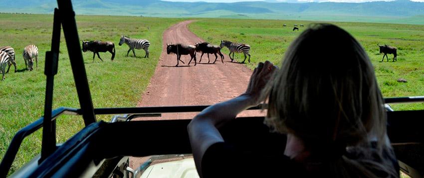 2 day safari ngorongoro crater