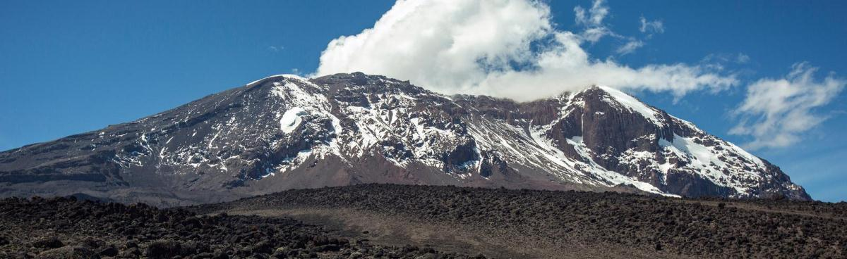 Lemosho Route on Kilimanjaro