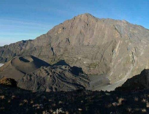 4day mt meru trekking tour